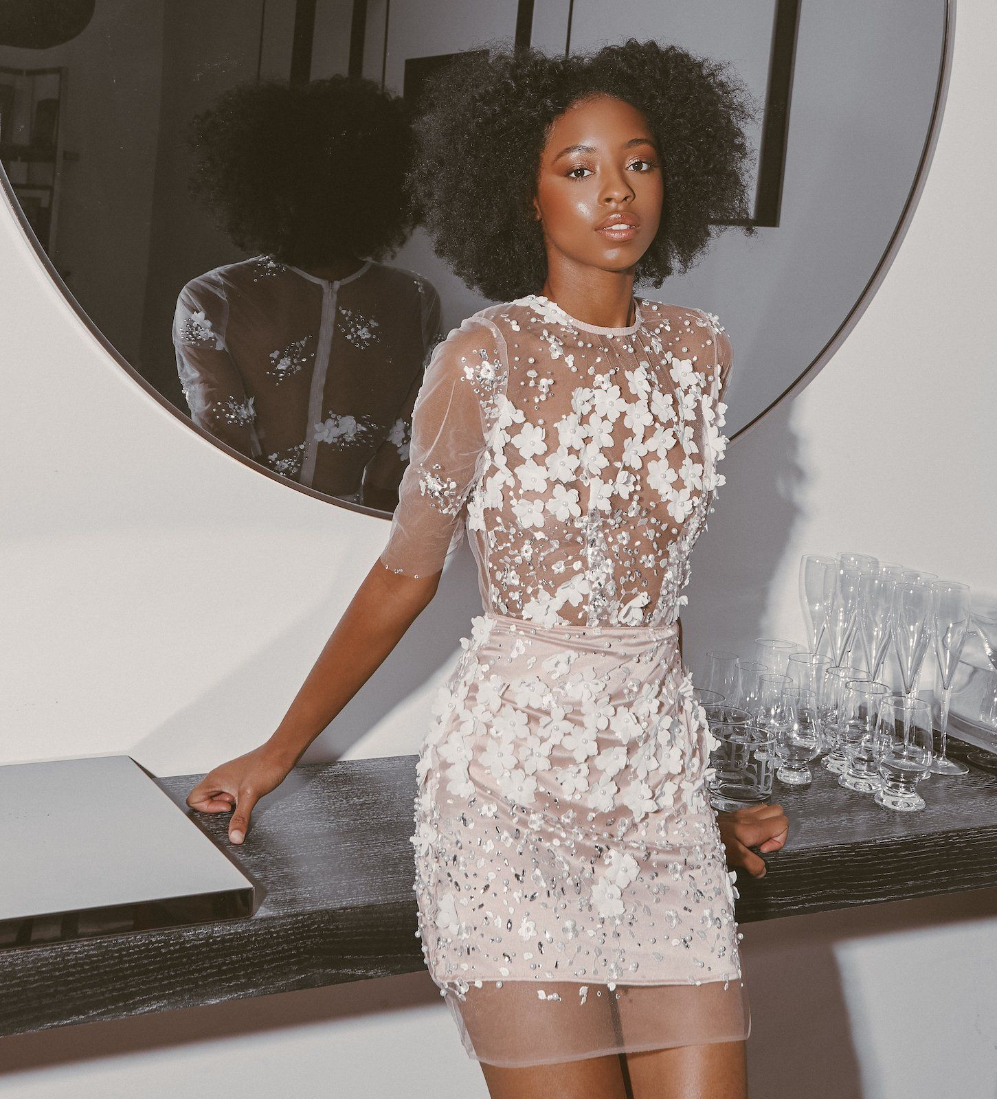 Best Engagement Party Dresses - The White Files #dressesforengagementparty