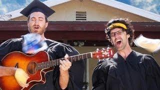 Rhett & Link's #Funny #Graduation #Song