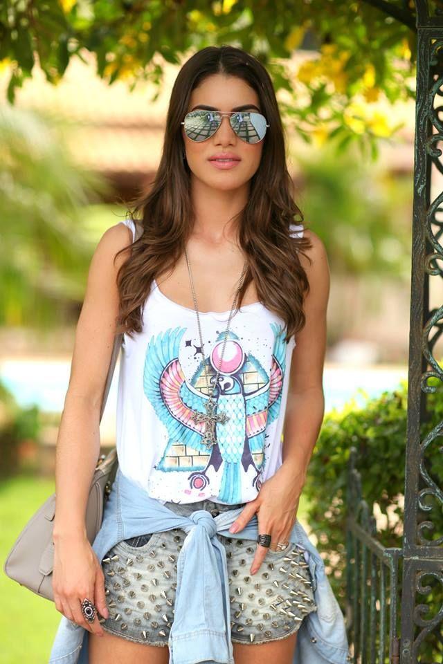 Camila Coelho   Spike & Moda