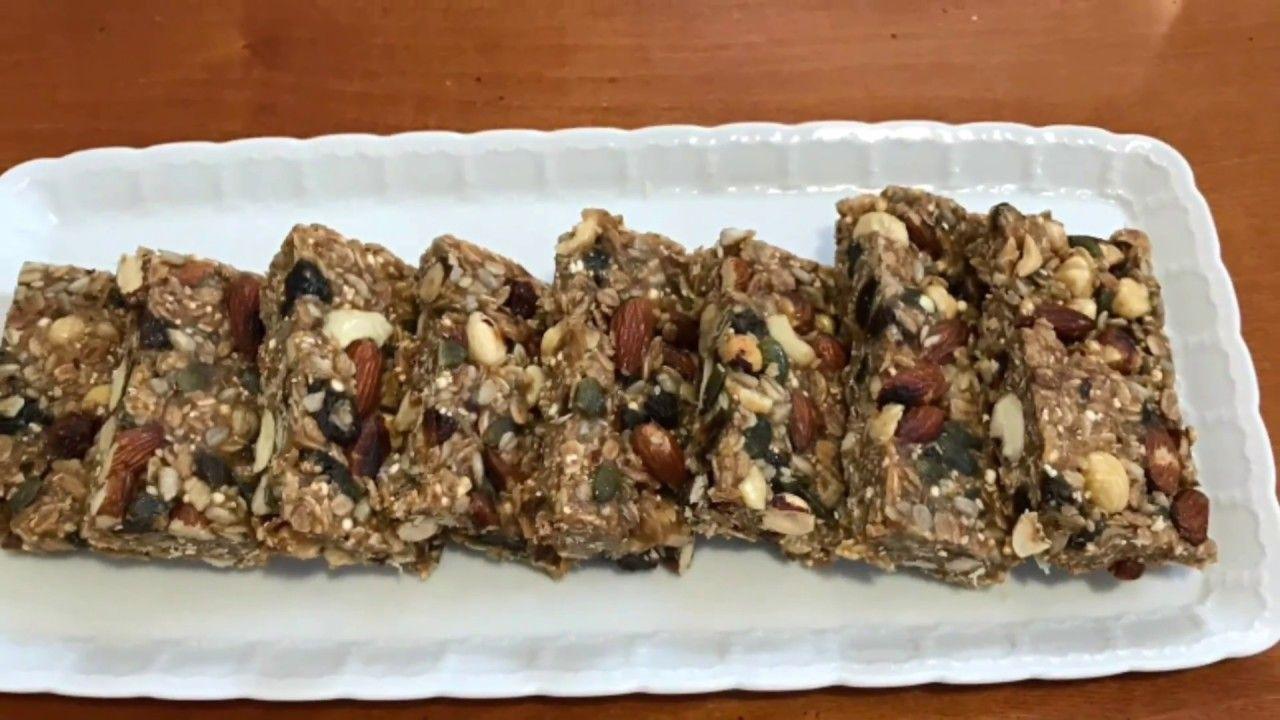 الجرانولا الخالية من السكر اصابع الطاقة Food Desserts Brownie