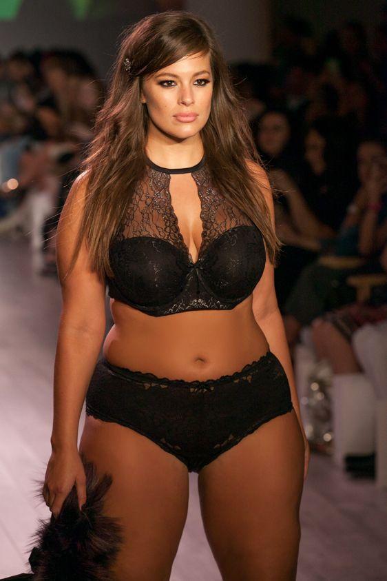 Ashley\'s Having a Plus-Size Year | Lingerie | Pinterest | Addition ...
