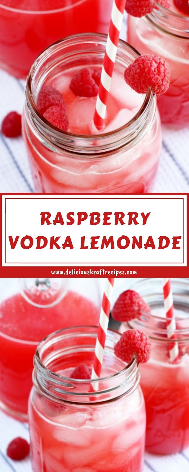 RASPBERRY VODKA LEMONADE #raspberryvodka RASPBERRY VODKA LEMONADE #raspberryvodka