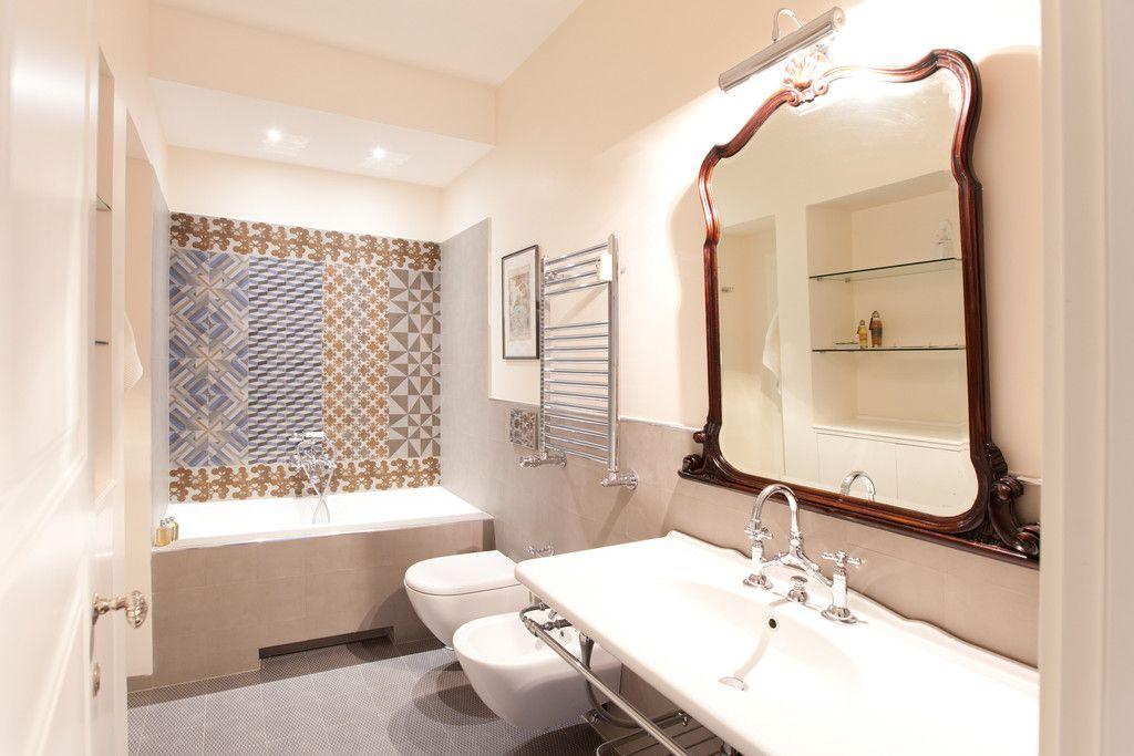 Faretti Bagno ~ Foto di bagno in stile in stile moderno : casa db luci bagno e idee