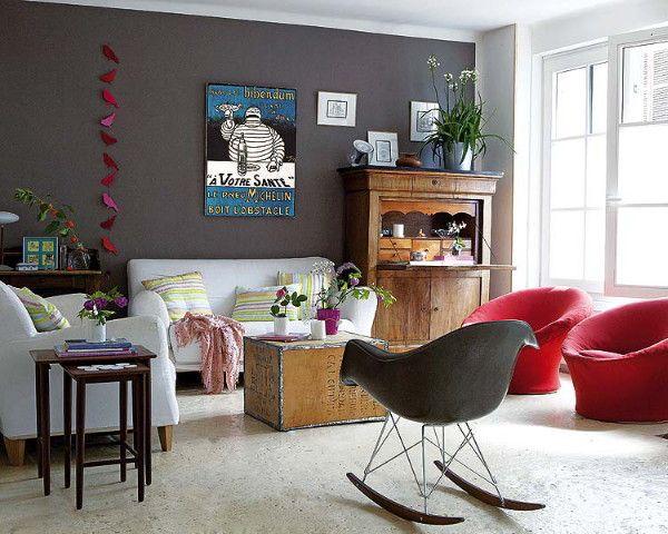 *wunderkammer-inspiration*: Dekorieren Sie mit vintage Plakaten / Decorate with vintage posters /// Decorar con carteles vintage