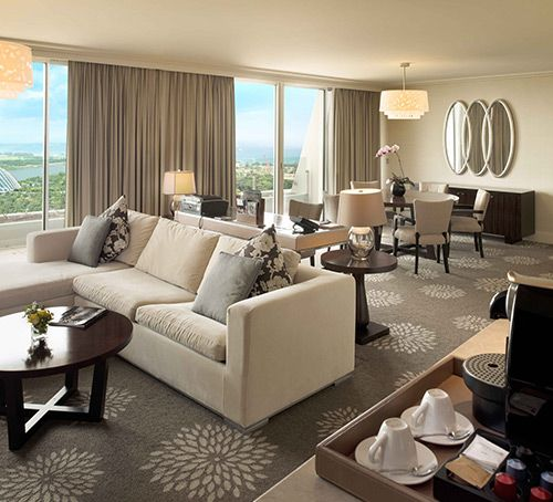 Sands Suite Of Marina Bay Sands Hotel In Singapore Singapore