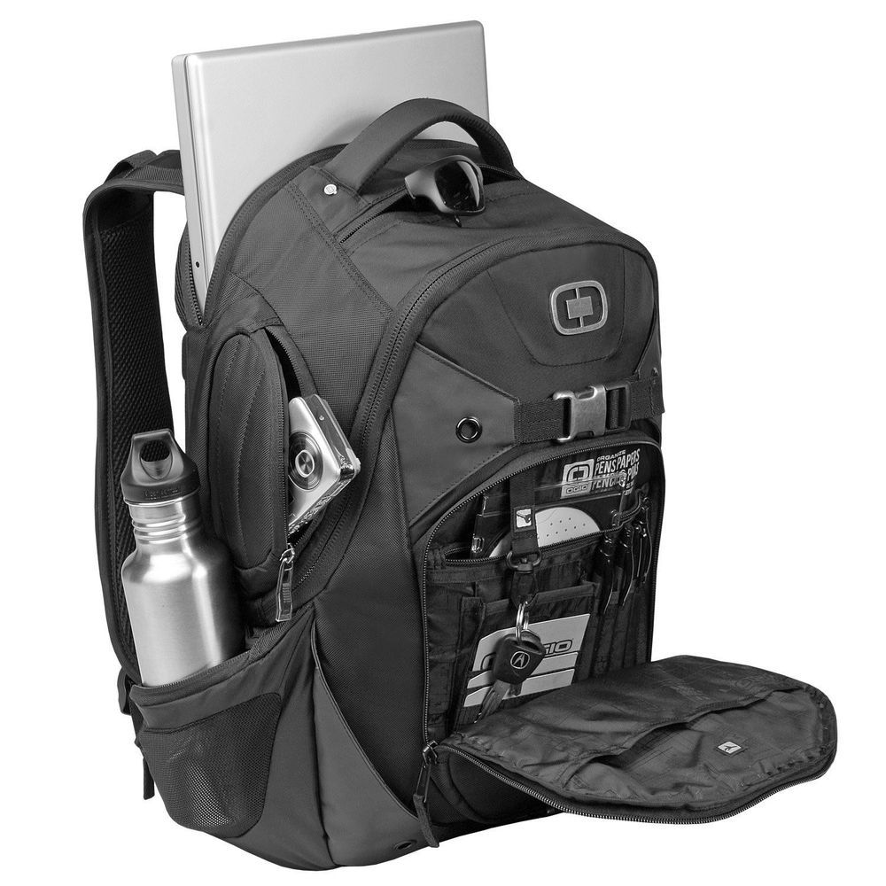 Details about OGIO Squadron Pack Black 17
