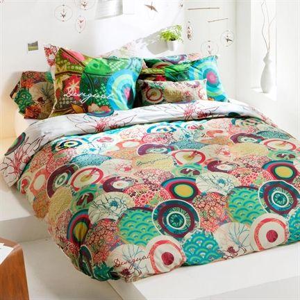 Desigual Japanese dekbedovertrek | slaapkamer ideeën | Pinterest