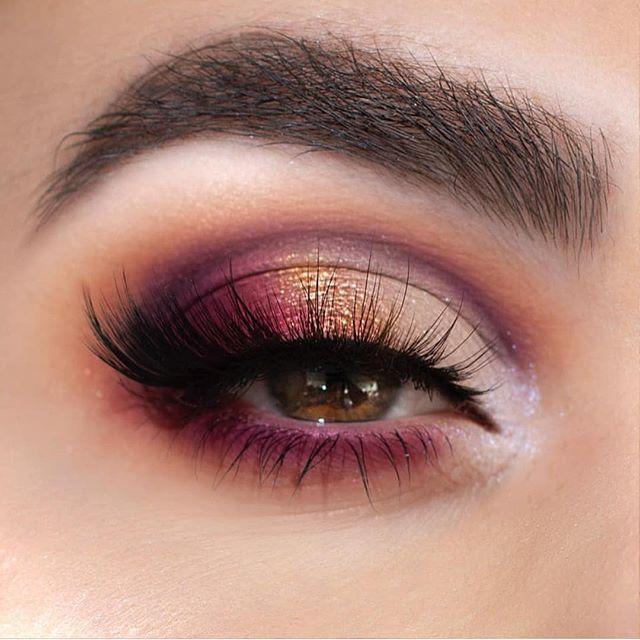 Beautiful eye makeup nabla cosmetics