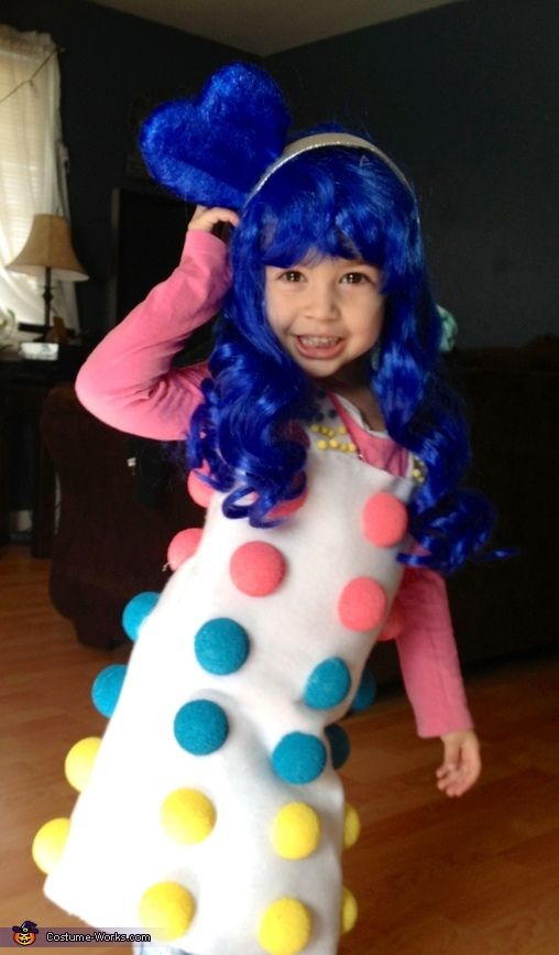 Katy Perry Candy Dots Costume | Halloween costume contest ...