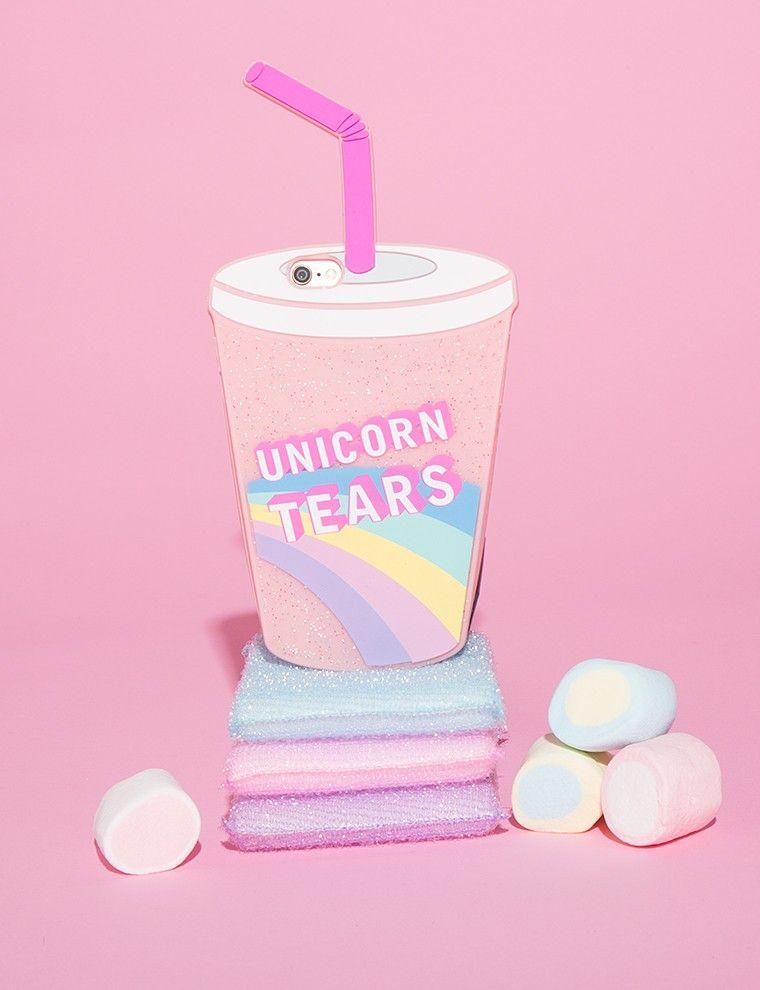Skinny Dip Unicorn Tears IPhone 6 Case #pixiemarket #fashion