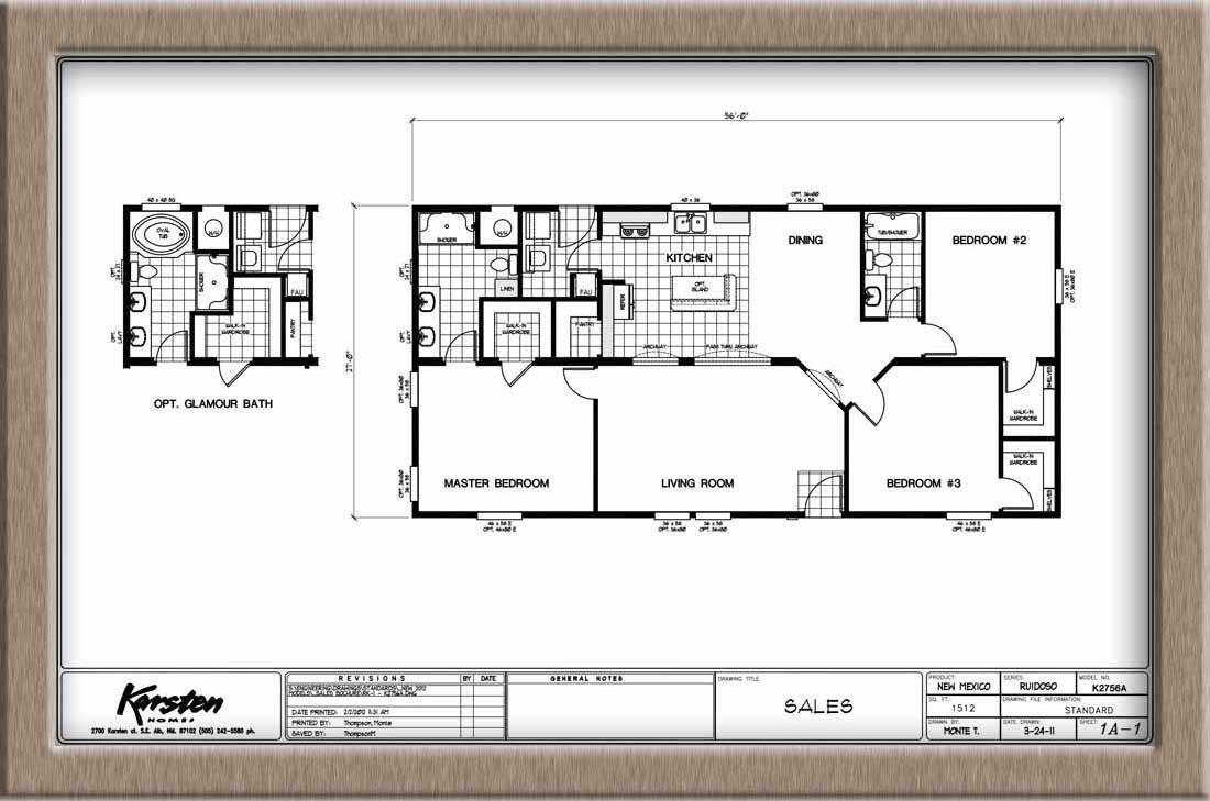 Homes Direct Modular Homes Model K2756a Floorplan Floor Plans Modular Homes Manufactured Home