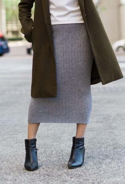 f785c804d64 Laxmi Lifestyle - Forever21 Ribbed Skirt