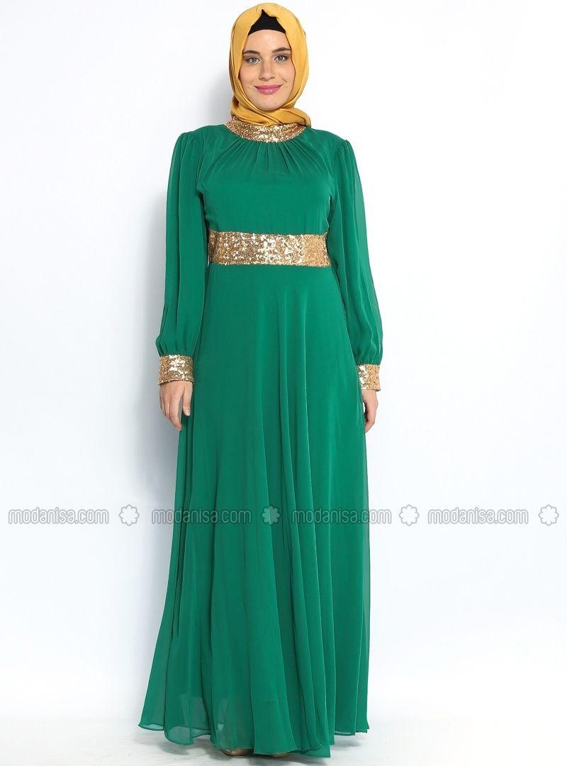 Model Baju Gamis Kain Sifon Terbaru Ragam Muslim Clothing Store Design Long Sleeve Dress Fashion