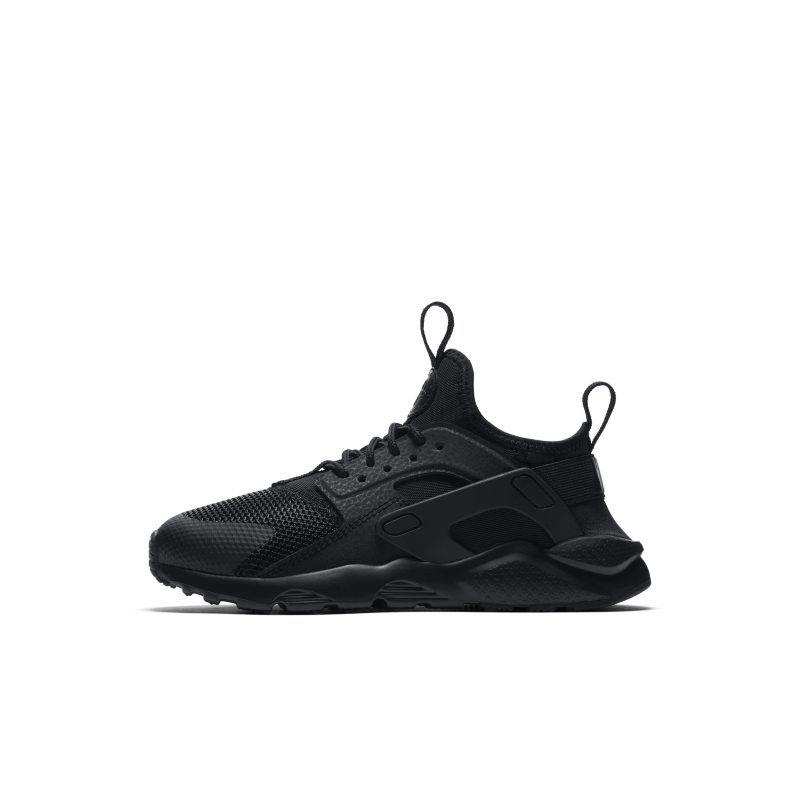Nike Huarache Ultra Younger Kids' Shoe - Black   Kids shoe stores ...