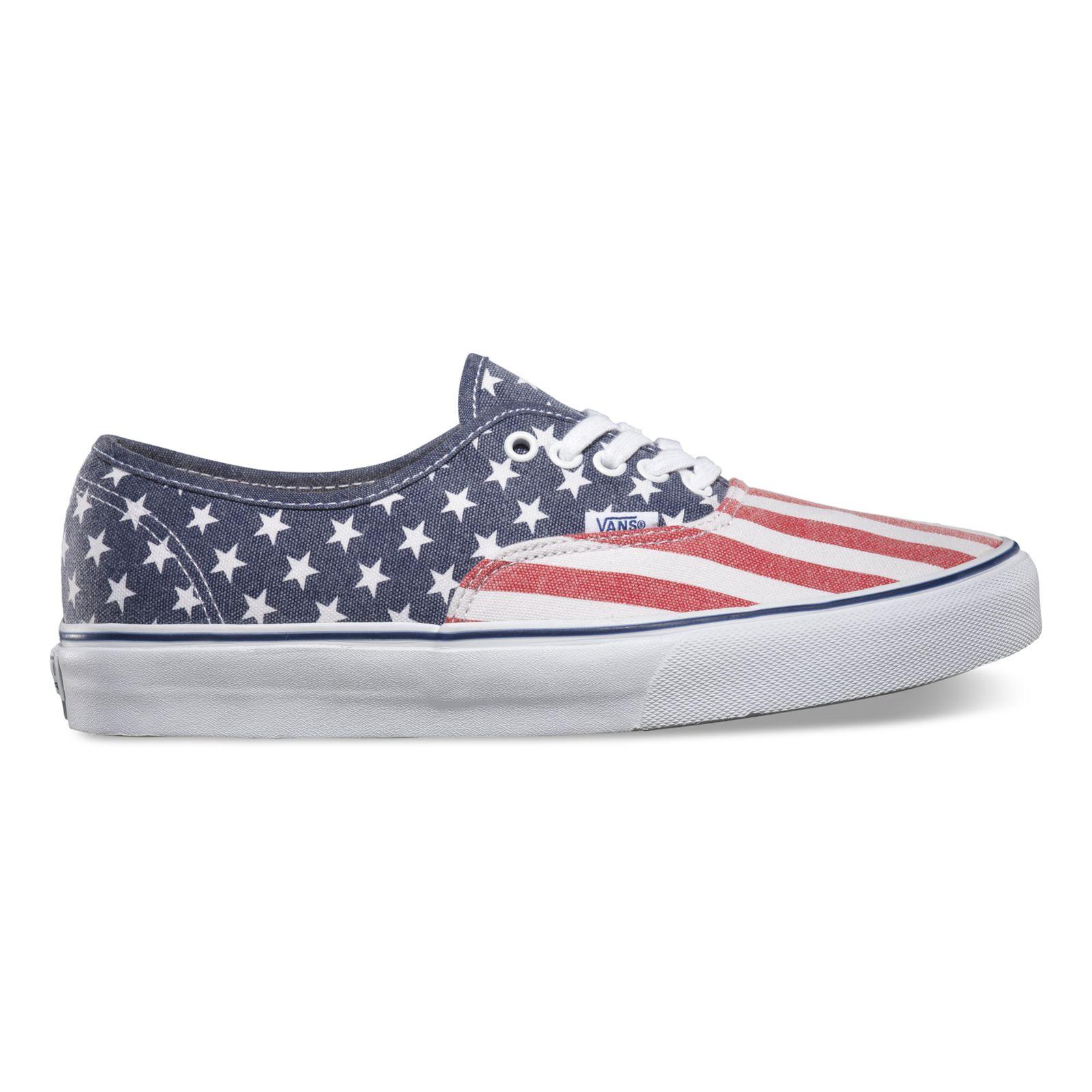 vans americane