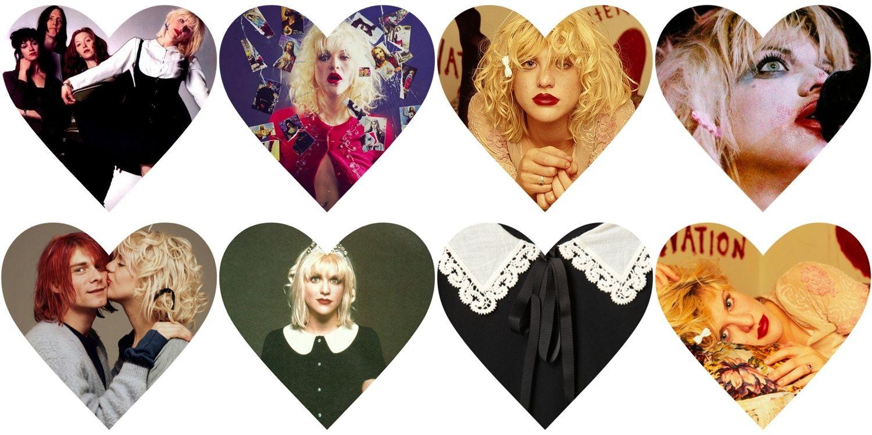 courtney love hearts