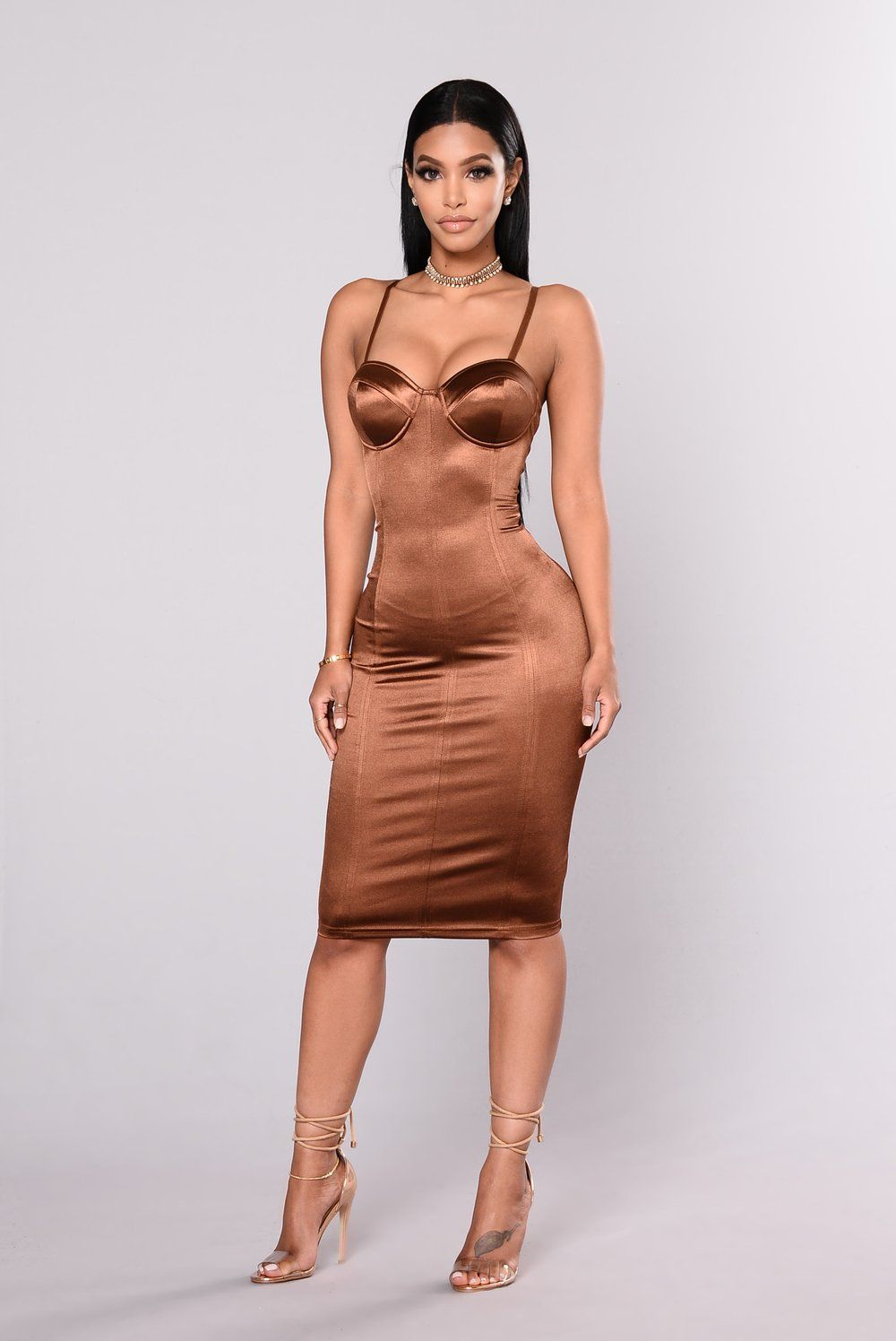 26648b8da8bc Stupid In Love Dress - Chocolate in 2019