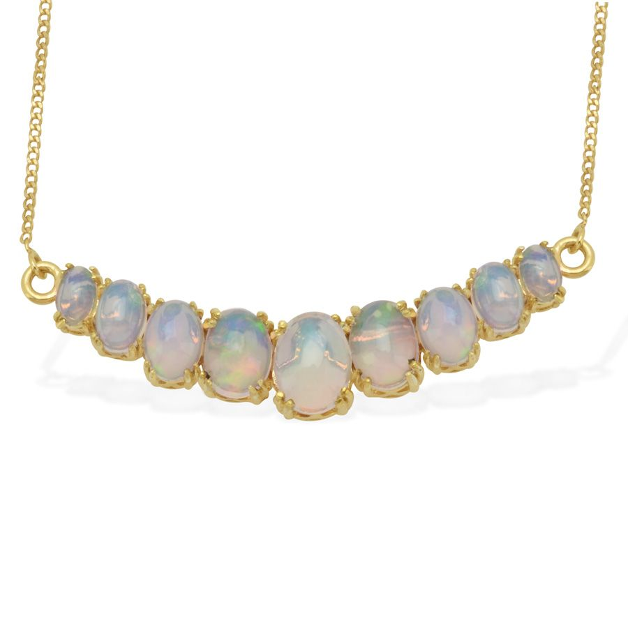 Liquidation channel ethiopian welo opal necklace 20 in for Liquidation tv