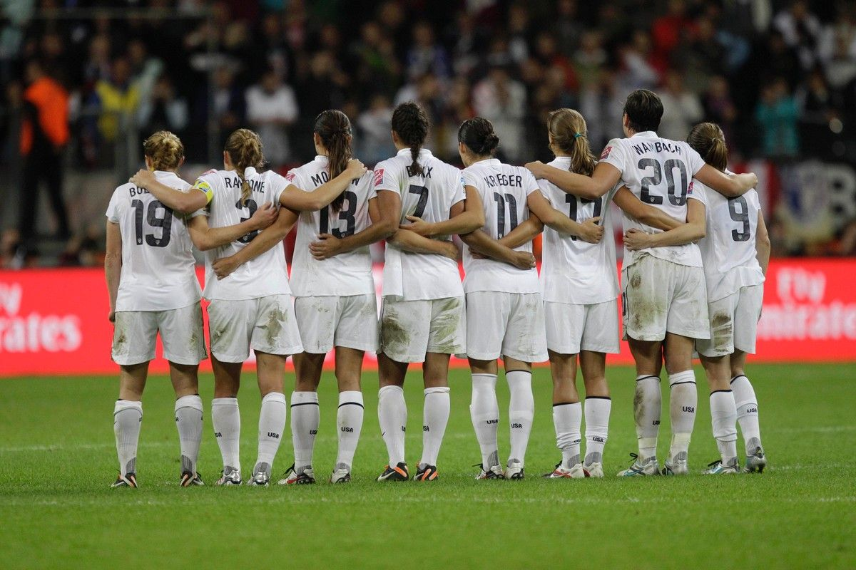 2011 Women S World Cup Soccer Inspiration Soccer Photography Soccer Quotes