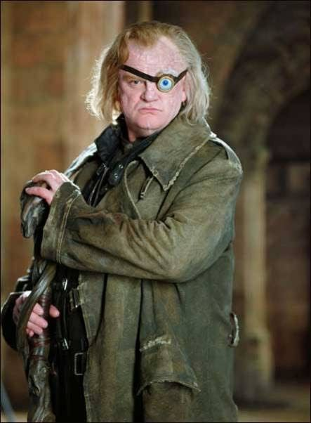 The League Of British Artists Brendan Gleeson Hoping Us Tv Role Is On The Money Harry Potter Professors Moody Harry Potter Harry Potter Teachers