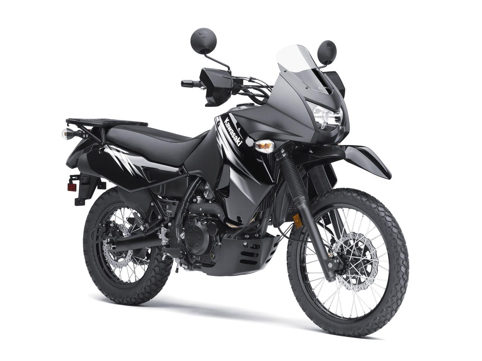 2012 Kawasaki KLR 650, best of both worlds! Kawasaki