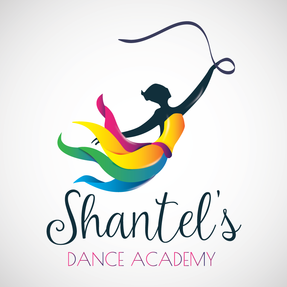 Dance Academy Branding Logo Concept Dance logo, Dance