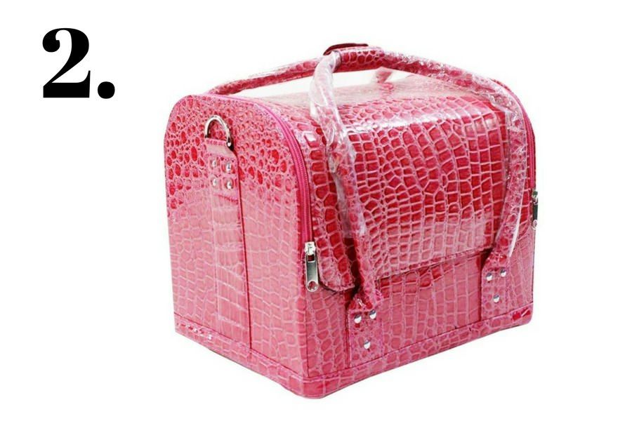 d2e8f57386f3bb makeup vanity box online india | Bags | Makeup vanity box, Vanity ...