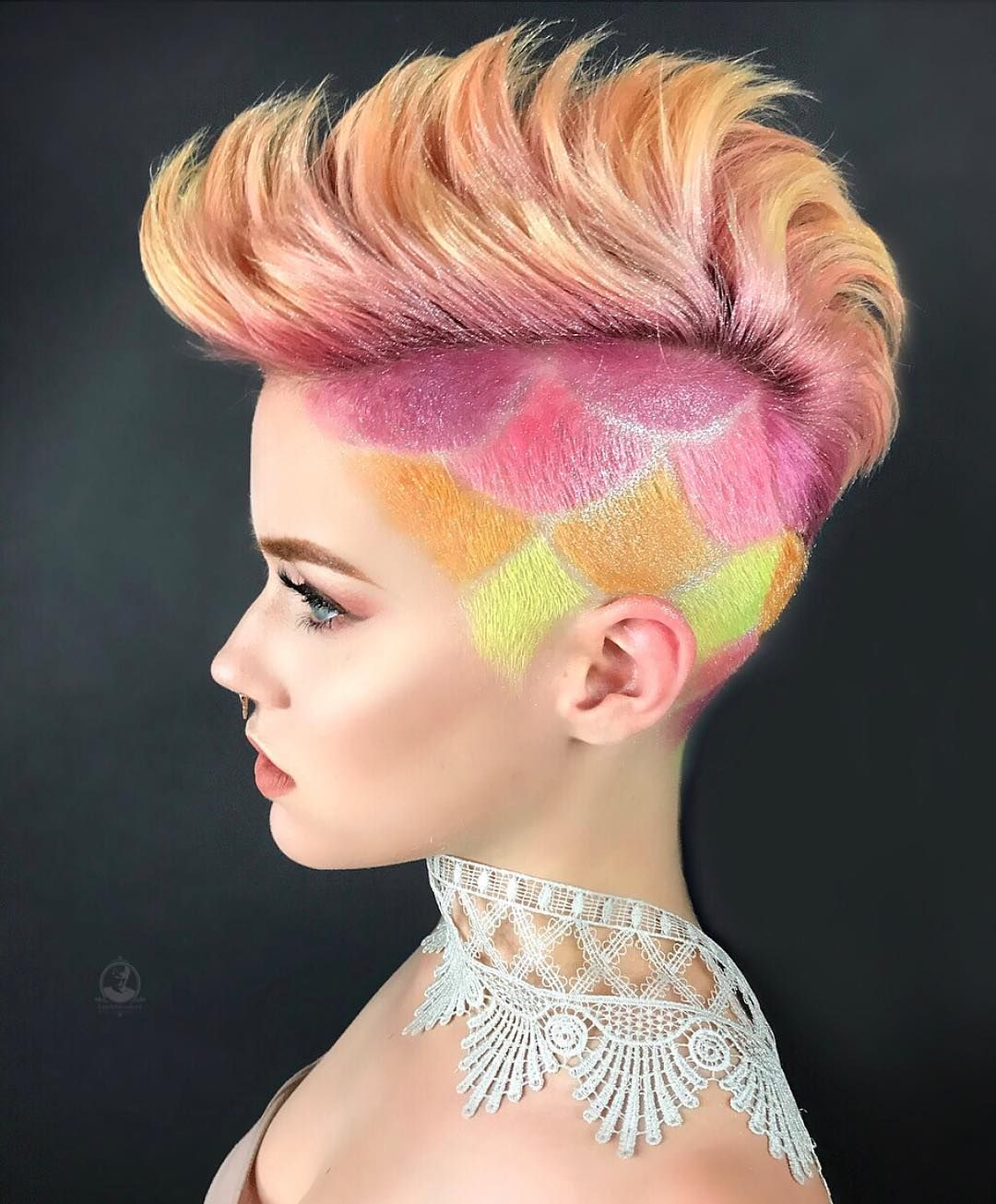 Pin by becky on hair dyes pinterest hair colorist colourful
