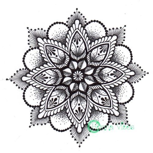 Magical Mandalas — The Poppy Seed Collective
