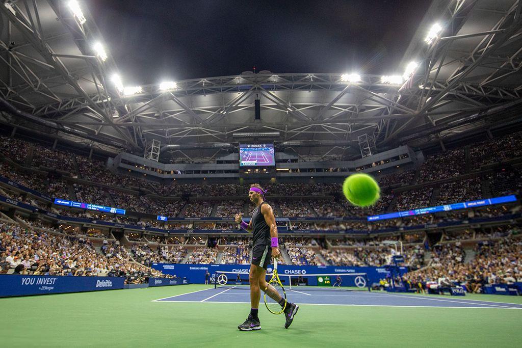 2019 Us Open Qf Rafael Nadal Vs Diego Schwartzman