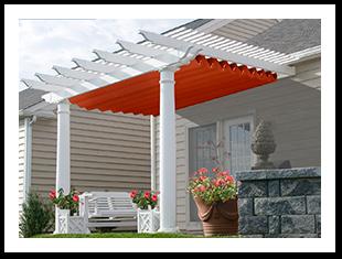 newest fec2a d8e1d Pergola Retractable Sun Shade | ... Ohio | Awnings | Solar ...
