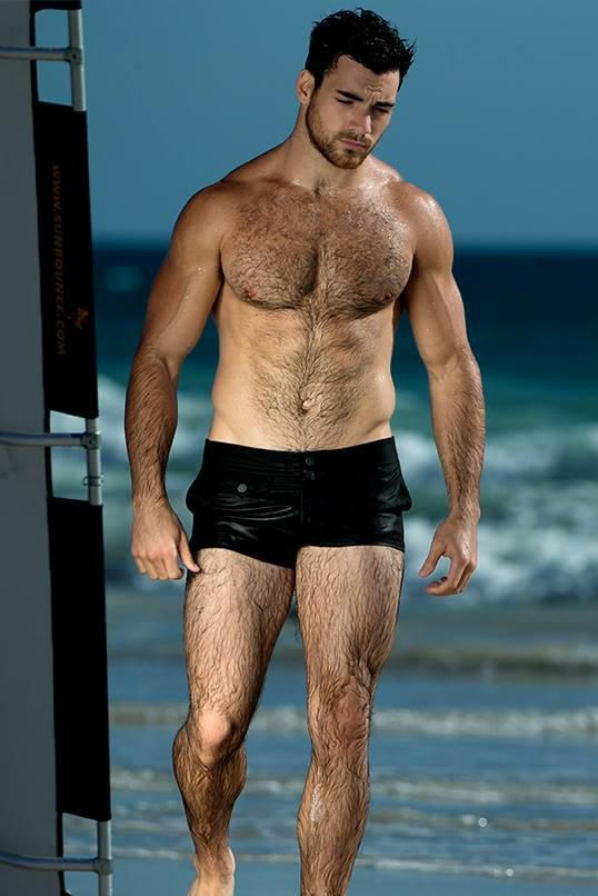 Andrew Papadopoulos for AussieBum SPACEDYE Collection