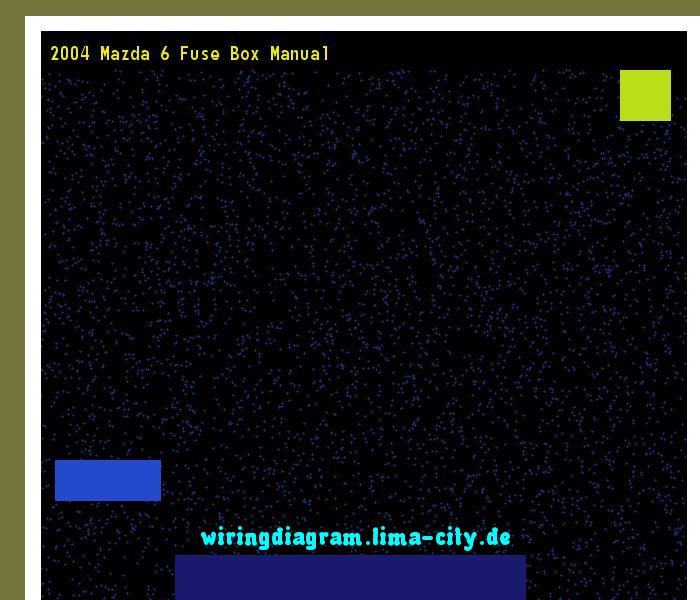 2004 Mazda 6 Fuse Box Manual Wiring Diagram 175217 Amazing Rhpinterest: 2004 Mazda 6 Fuse Box Manual At Gmaili.net