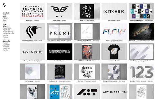 Stunning Graphic Design Portfolio Ideas Ideas - Interior Design ...