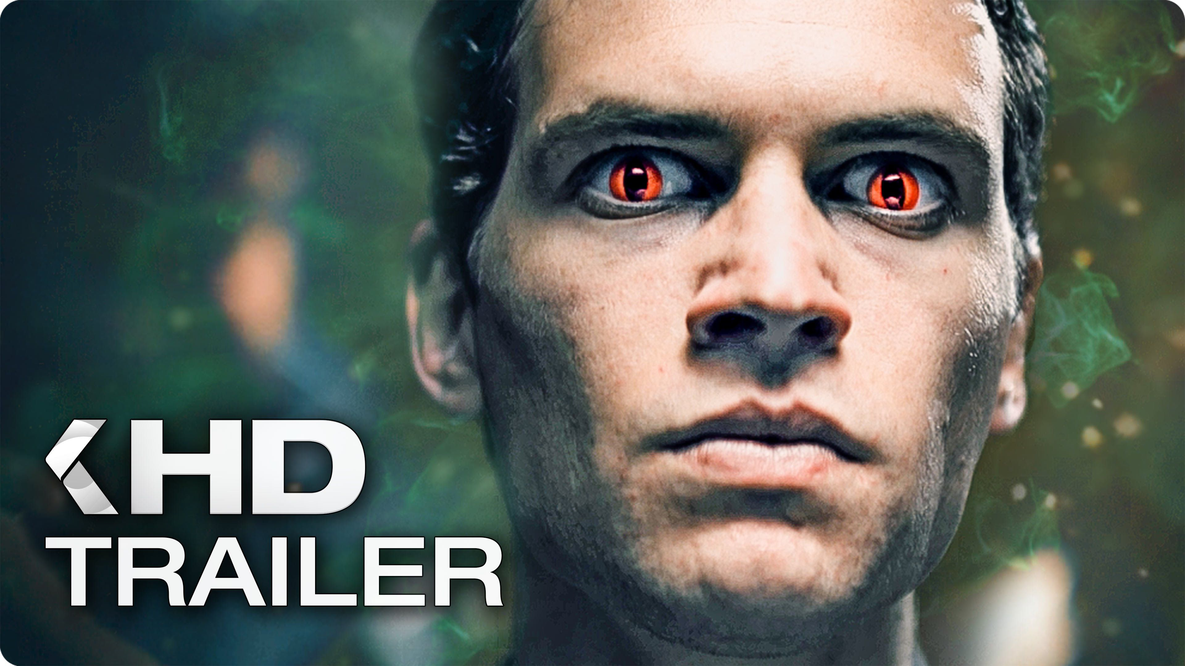VOLDEMORT: Origins of the Heir Trailer (2017) Fan-Film ...
