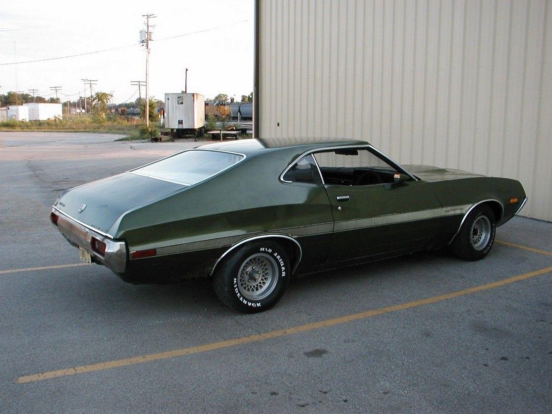 1972 Ford Gran Torino Sport 1972 Ford Gran Torino Sport For Sale