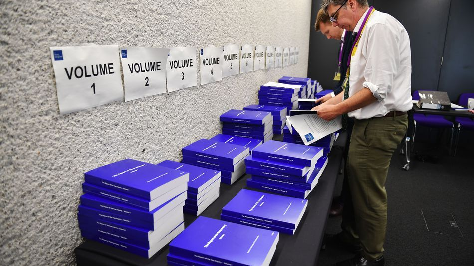 Volunteers stage non-stop reading of 2.6 million-word Chilcot reportThe Chilcot report is divided into 12 books and formed by 2.6 million words.  Image: Getty Images  By Gianluca Mezzofiore2016-08-10 11:49:34 UTC  A group of actors writers politicians and volunteers are staging a reading of the entire Chilcot Report the inquiry into the British role in the Iraq War during this years Edinburgh Fringe festival.  The 24/7 non-stop performance which started on August 8 with comedians Arthur…