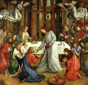 Joos van Wassenhove-Eucharist