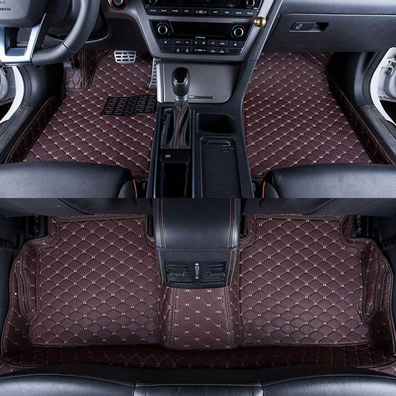 Car Floor Mats Covers Top Grade Anti Scratch Fire Resistant