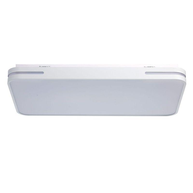 Minimalistische weiße LED Deckenleuchte Modern MW-Light 674012801 - led deckenleuchte küche