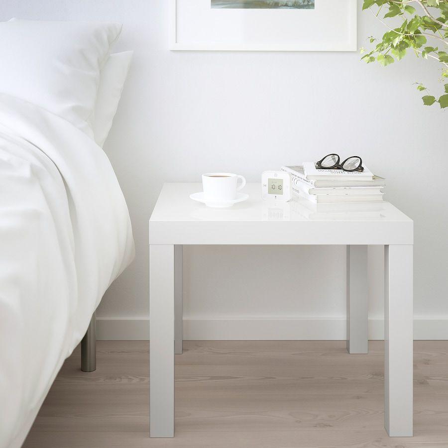 Lack Side Table High Gloss White 21 5 8x21 5 8 Ikea Ikea Lack Side Table White Side Tables Ikea Side Table [ 900 x 900 Pixel ]