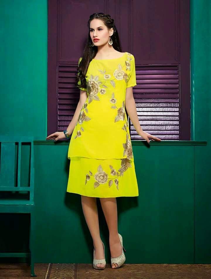 Vestisdos elegantes e charmosos para sua festa. www.tonsdaindia.com