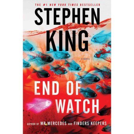 Bill Hodges Trilogy End Of Watch Volume 3 Series 3 Hardcover Walmart Com In 2021 Stephen King Books King Book Stephen King