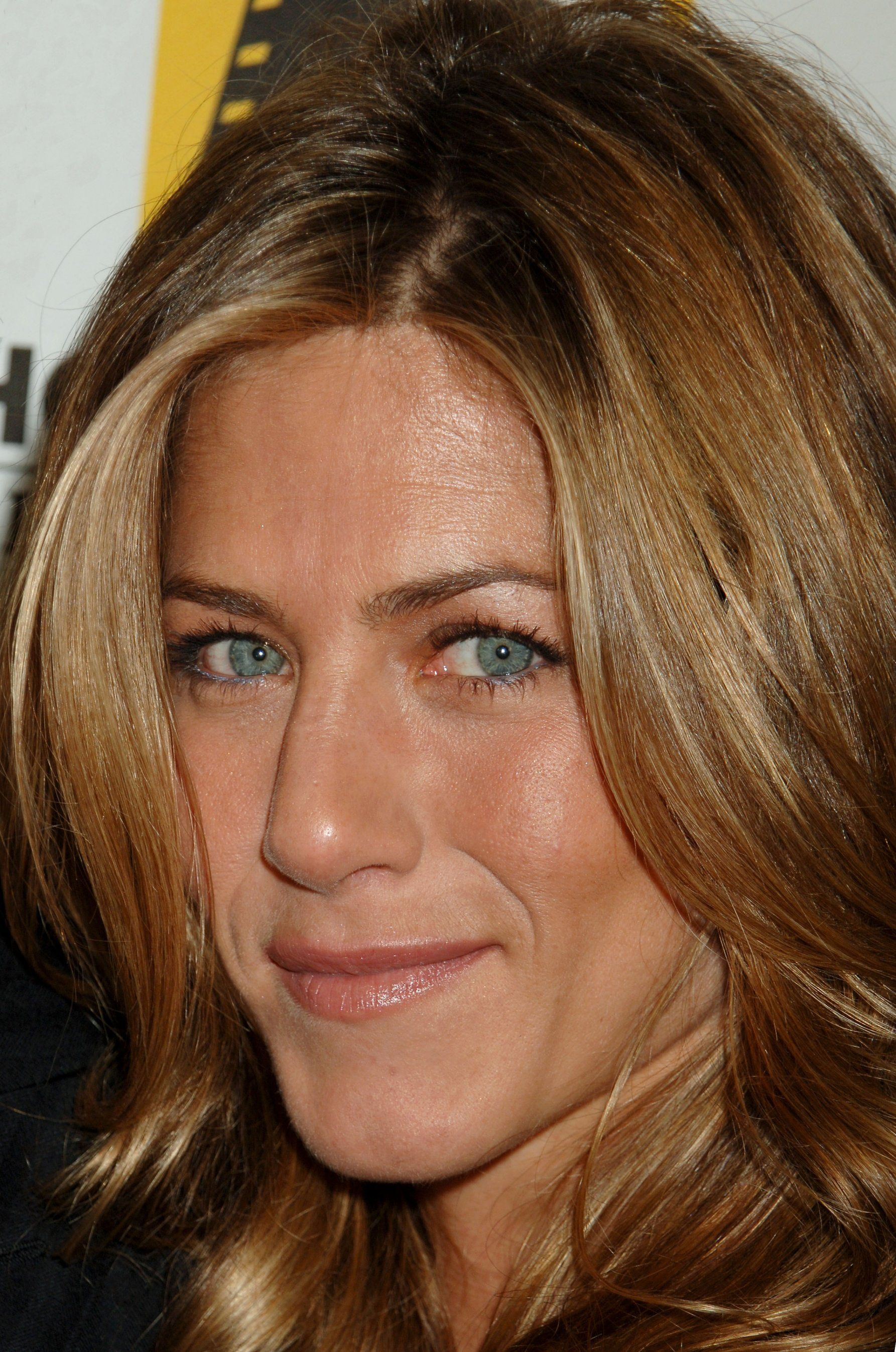 Jennifer Aniston Faces Pinterest