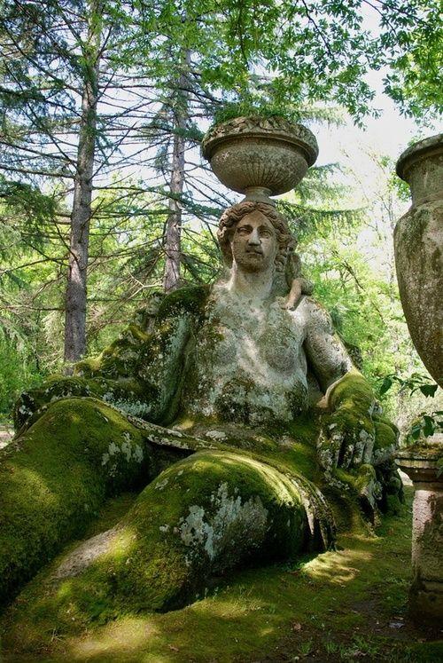 Parco di Bomarzo- Italy | Breathtakingly beautiful | Pinterest ...