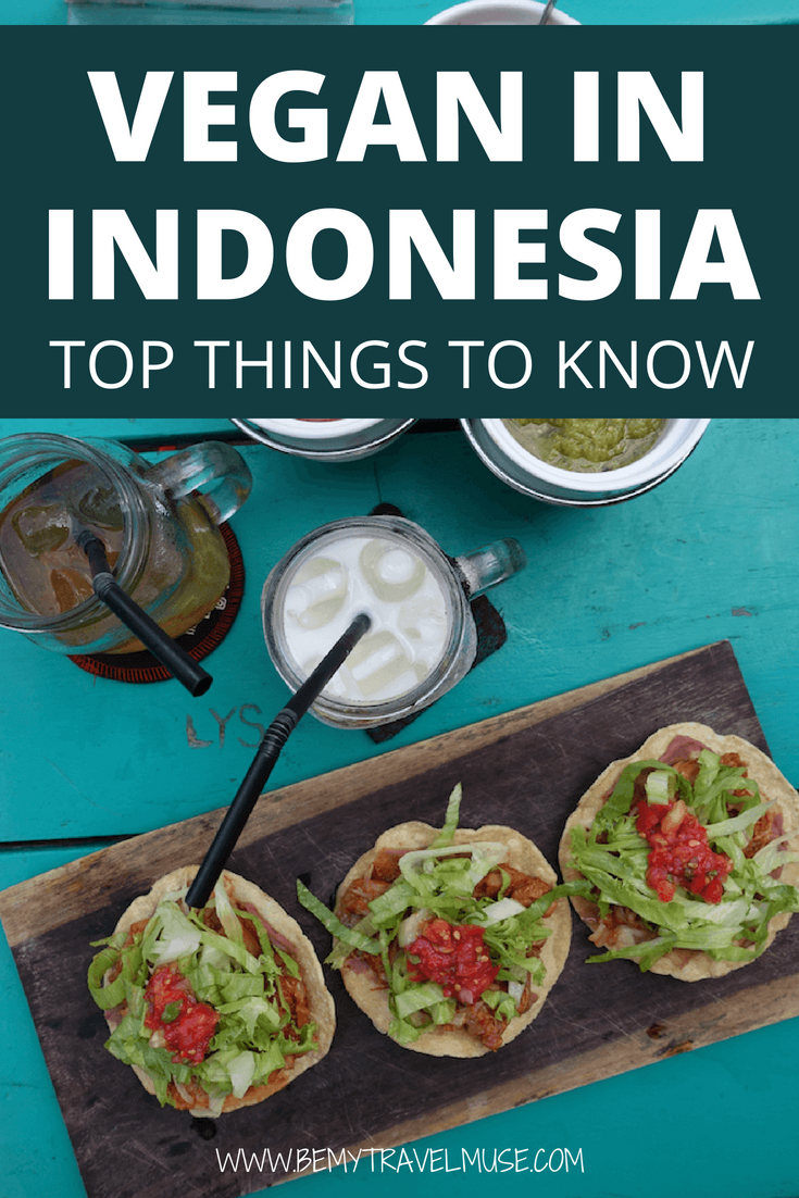 Vegan In Indonesia A Delicious Journey Vegetarian Travel Healthy Food Alternatives Travel Food