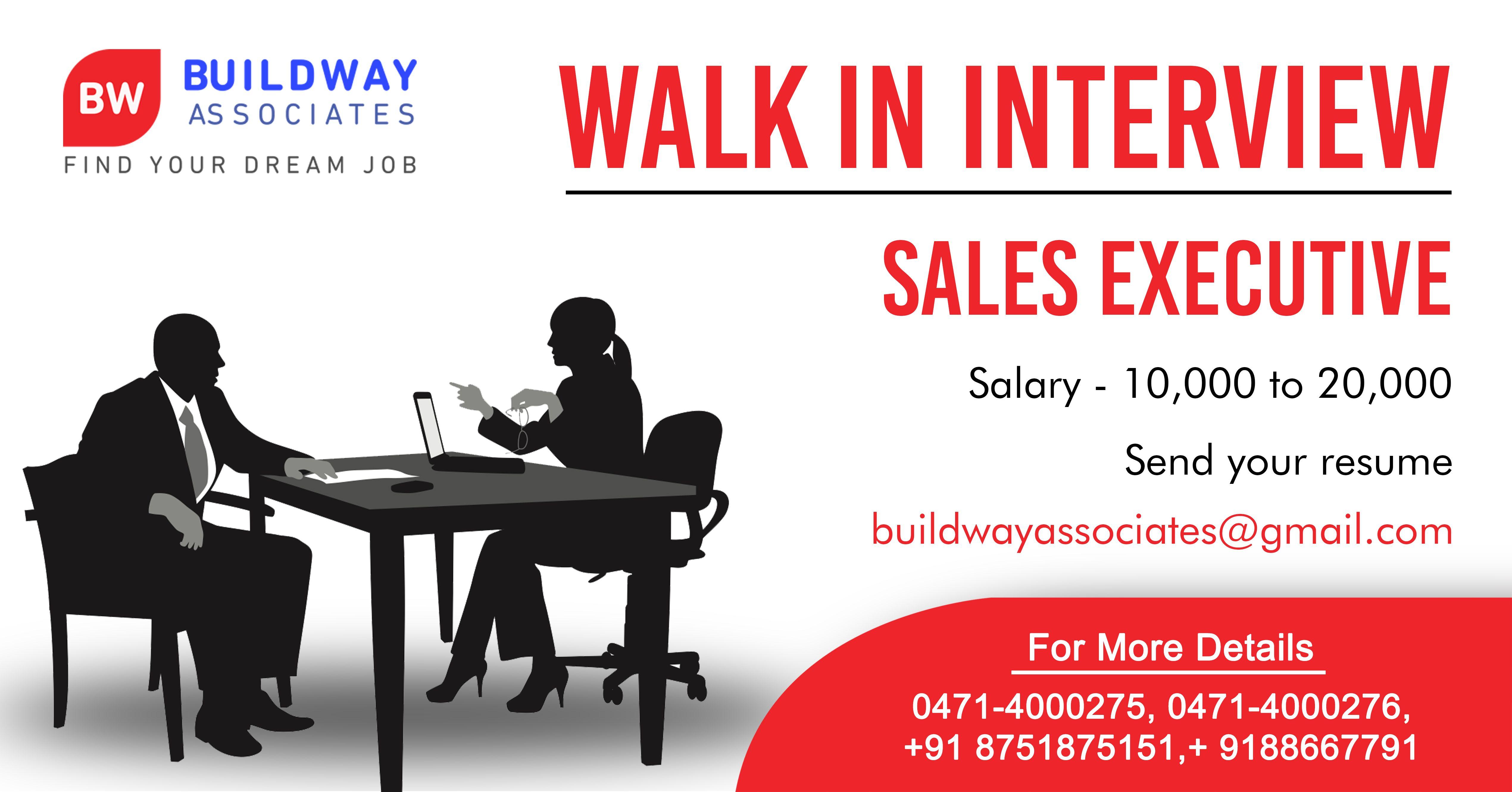 Sales Executive Job Opening Job Seeker Job