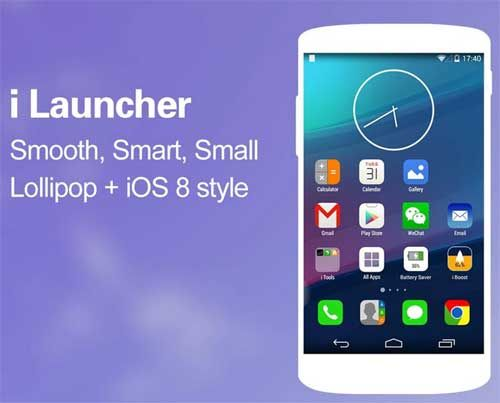 Best launcher to turn Android into iPhone (Lookalike