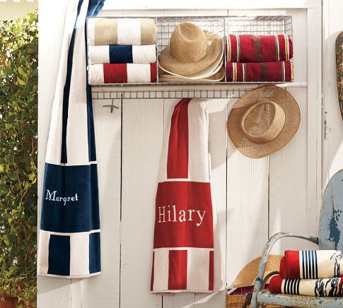 Beach Towel Storage Consider Outdoor Shower Cubical In Atrium With 4 Walls And Awning