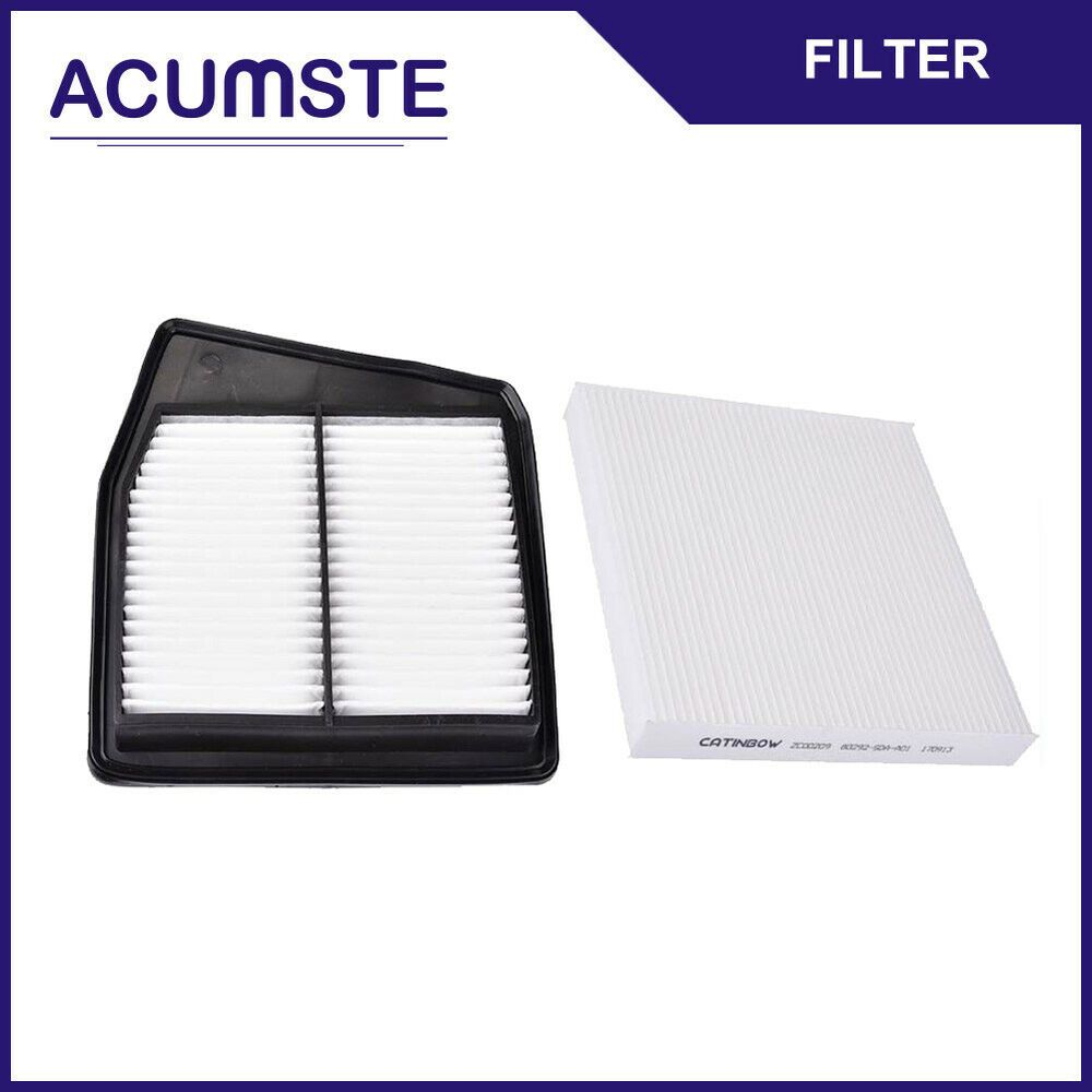(Sponsored EBay) Engine & Cabin Air Filter Combo For ACURA
